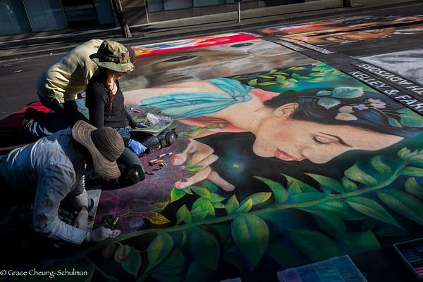 Italian Street Painting Festival 2016*