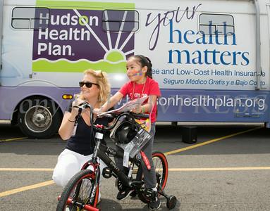 Hudson Health Plan Bike Rodeo