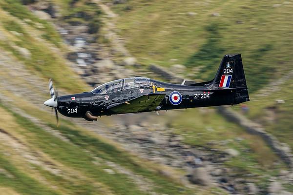 Low level flying LFA17 Lake District