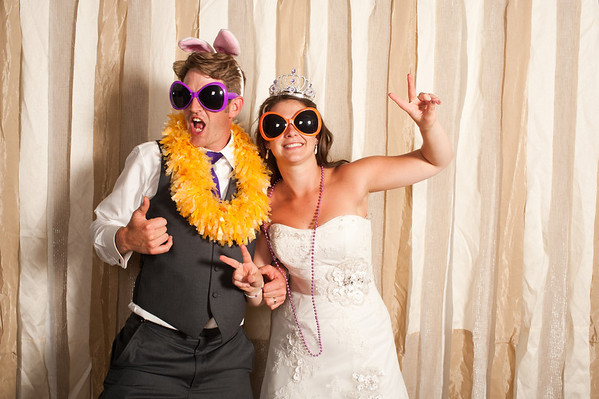 Heather & Grant | Photobooth