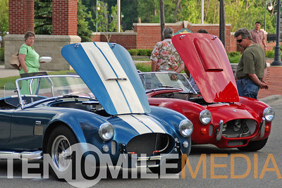 Classic Car Night in Novi