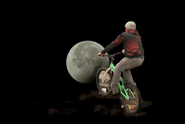 Jake Trials Bike