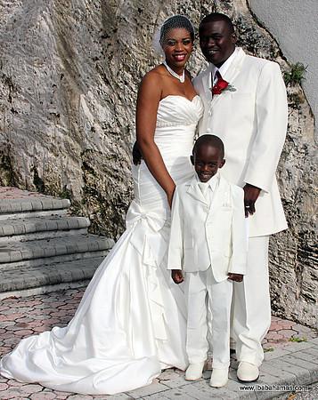 Jarvie & Viline | Bahamas Wedding | Abaco, Bahamas