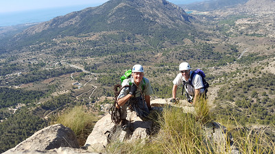 Ridge Climbing 2018