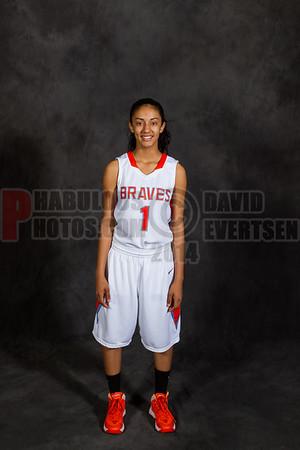Boone Girls JV Basketball #1 - 2013