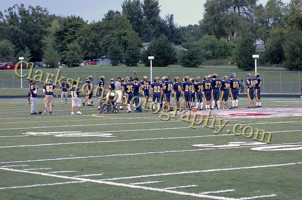 JV Football 09-27-07