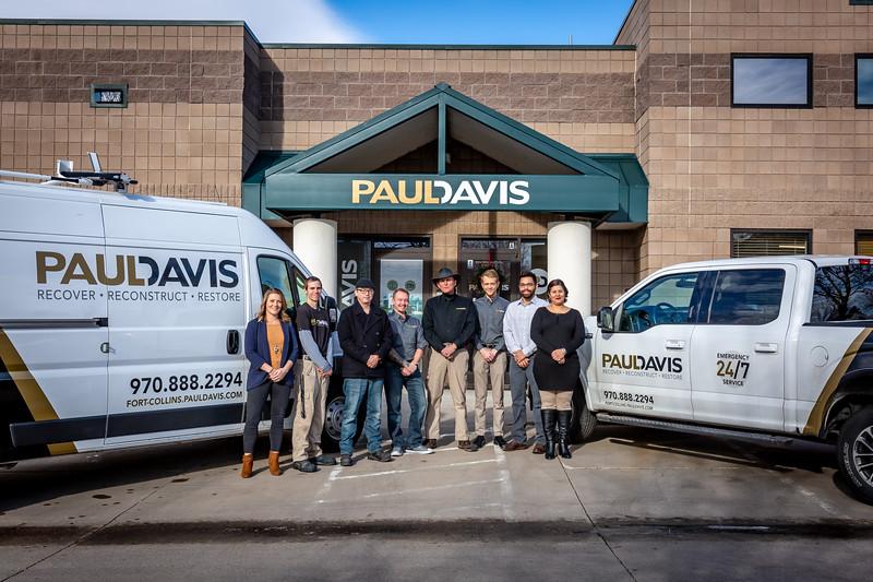Paul Davis Ft Collins