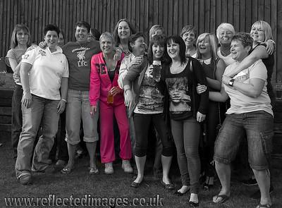 Kidderminster Harriers Ladies Re-union May 5th 2013