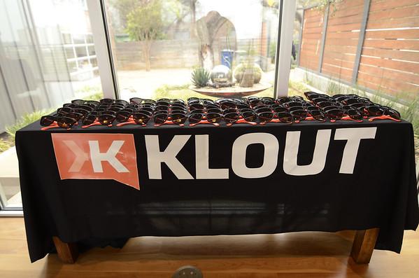 KLOUT:2013 SXSW