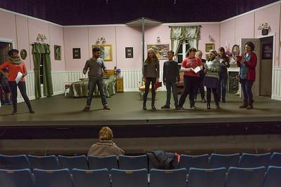 Seussified rehearsal