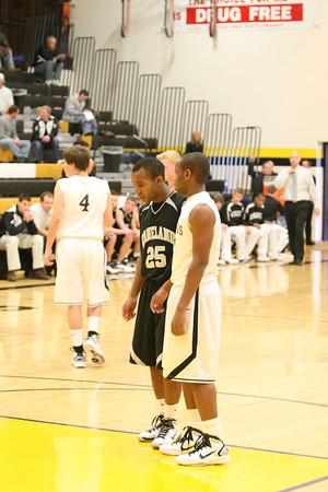 Boys basketball vs. Sycamore