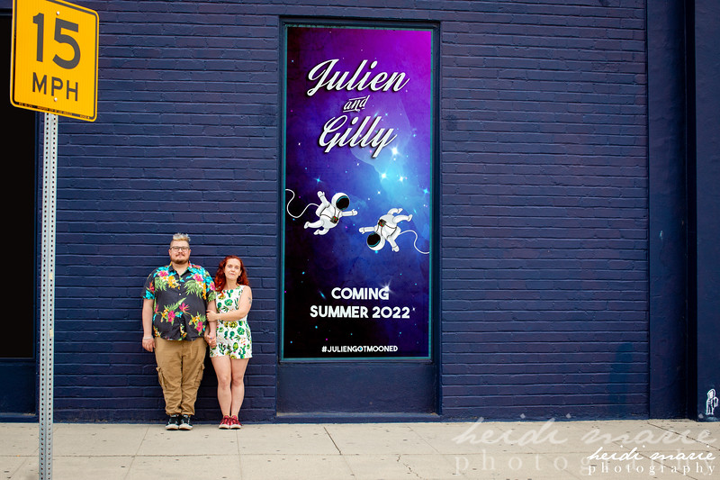 Julien and Gilly