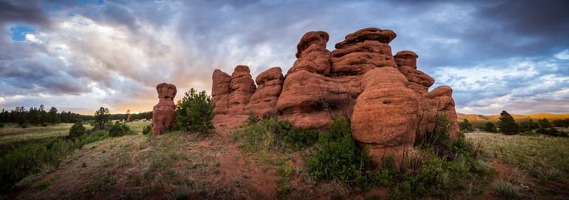 Painted Rocks, Colorado