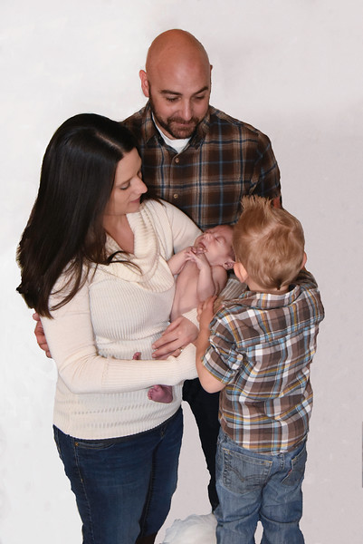 Collin's newborn photos
