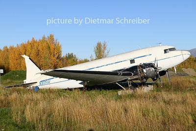 N305SF Douglas DC3
