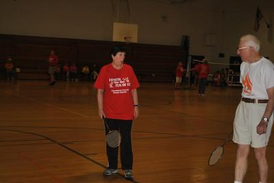 Senior Citizen Badminton