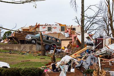 20200303 - Tornado Damage Survey