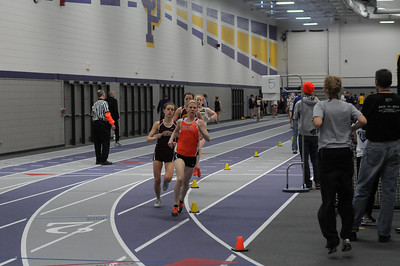 6 February 2010 Stevens Point Indoor Meet