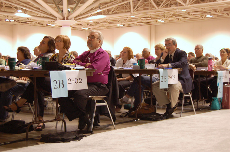 Voting members from the Southwest California Synod.