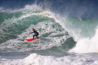 Surf : La Graviére 31/10/2011