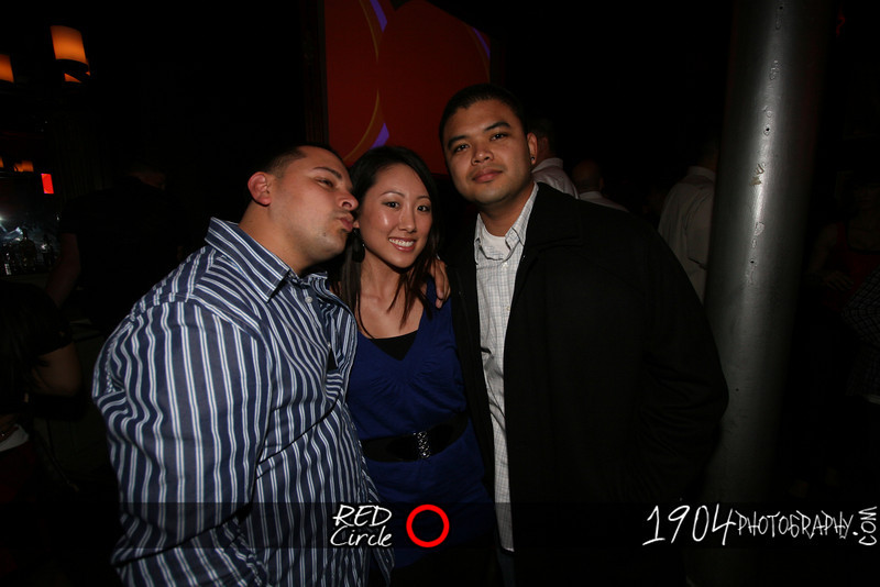 March 14, 2009 at Club Red Circle in downtown San Diego.