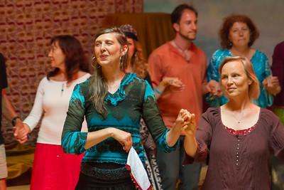 Sacred Dance Festival July 2014