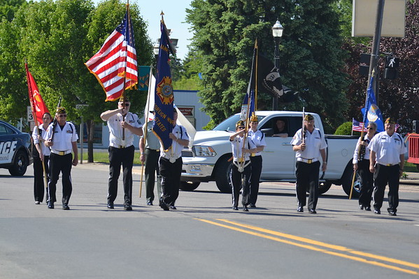 Richmond holds VFW Memorial Day Parade
