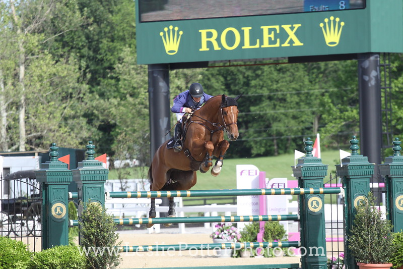 2012 Lexington Classic Grand Prix Show Jumping