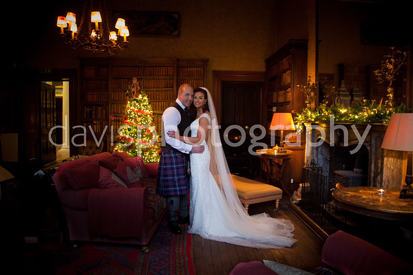 Cathy & Sam Drenagh Winter Wedding