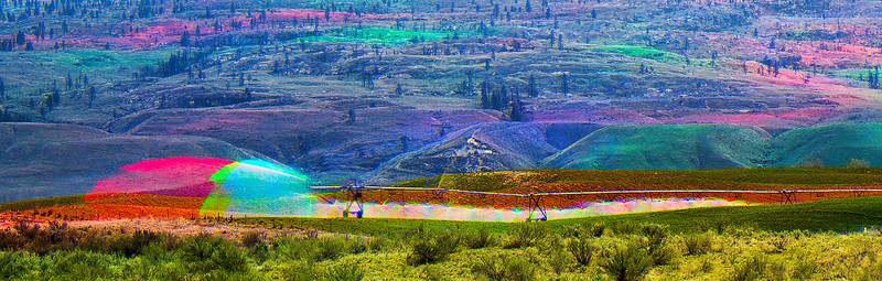 Sprinkler, Okanogan County, Washington, 2000