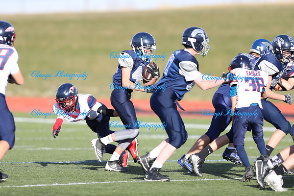 Mountain vs Dakota Ridge 8th Grade