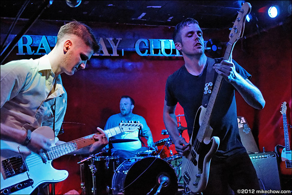 Crystal Swells/Rad Disaster/The Best Revenge/Fierce Creep, October 6, 2012