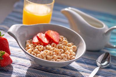 Cheerios & Golden Grahams Cereal