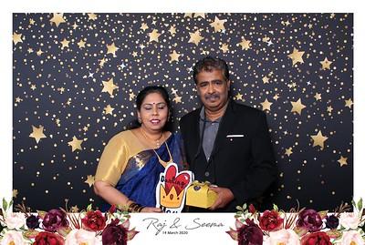 Raj & Seema 14 March 2020 Photobooth Album