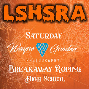 Saturday Breakaway Roping HS
