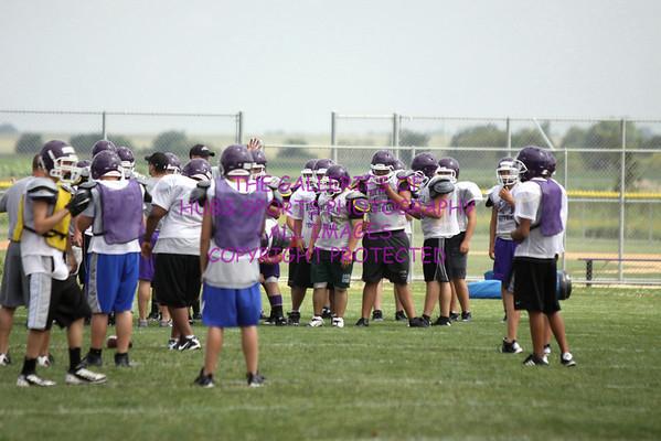 2012 RTHS HUBS FOOTBALL CAMP