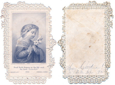 KEATING religious cards