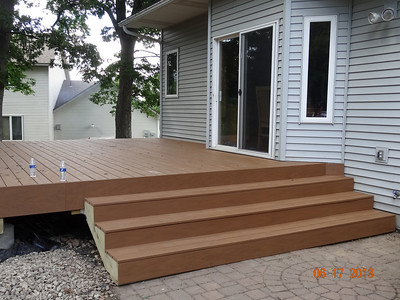 2013-June - Eagan Deck Build