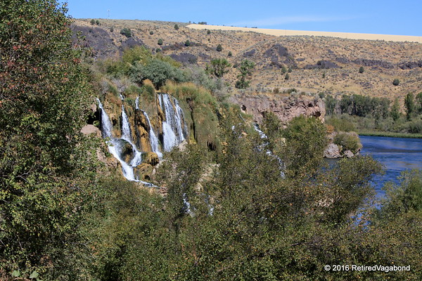Falls Campground - Swan Idaho
