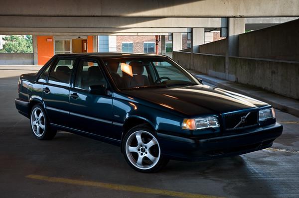 Volvo/Audi Photoshoot