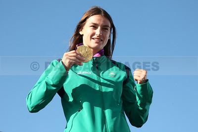 Katie Taylor Homecoming 2012