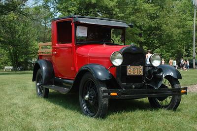 2018 Boalsburg Memorial Day Car Show