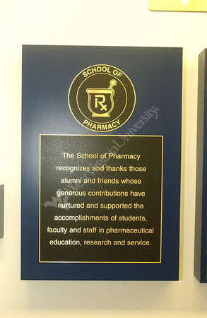 21931 Pharmacy Recognition Wall