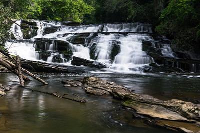 Lower Stekoa Creek