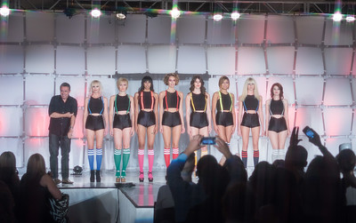 Arrojo at Dallas hair show