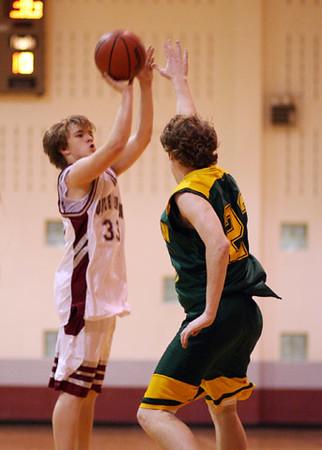 SNHS Boys Basketball Freshman vs BC 2007