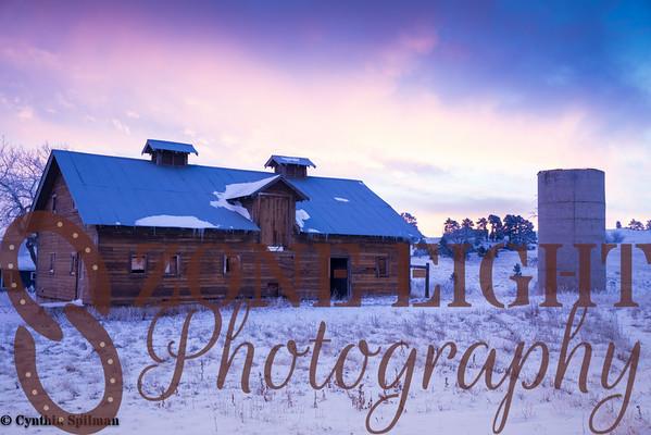 Landscapes of Elizabeth, Colorado
