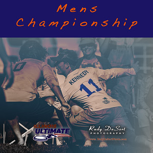 Mens Championship Game