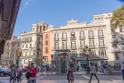 18.10.02 Barcelona, Griselda y Khia