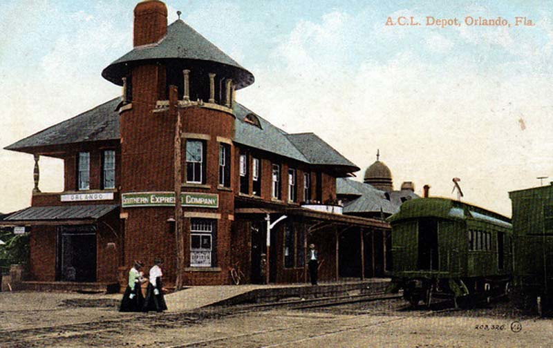 FSA - Atlantic Coast Line RR Train Station on Church Street.jpg